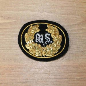 US Regulatation Rank & Company Branch Insignia, For Officers